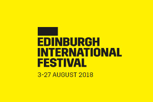 Edinburgh International Festival 2018